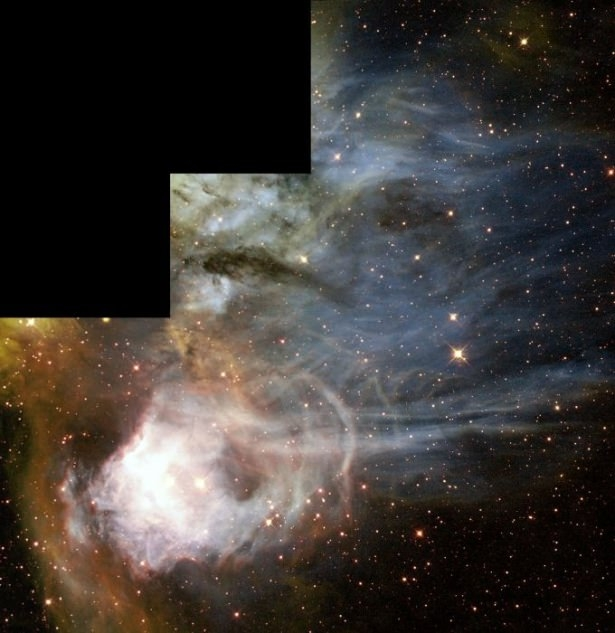 Hubble teleskopundan inanılmaz kareler 97
