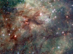 Hubble teleskopundan inanılmaz kareler