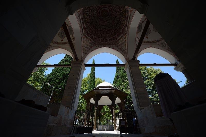 Muradiye Camii restore edildi 1
