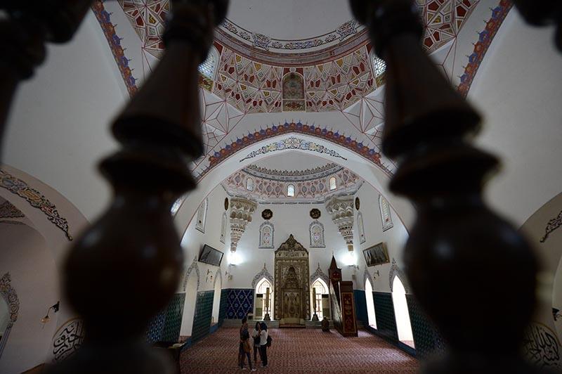 Muradiye Camii restore edildi 10