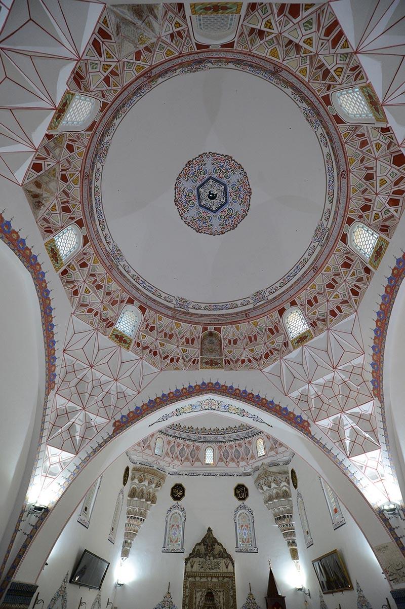 Muradiye Camii restore edildi 11