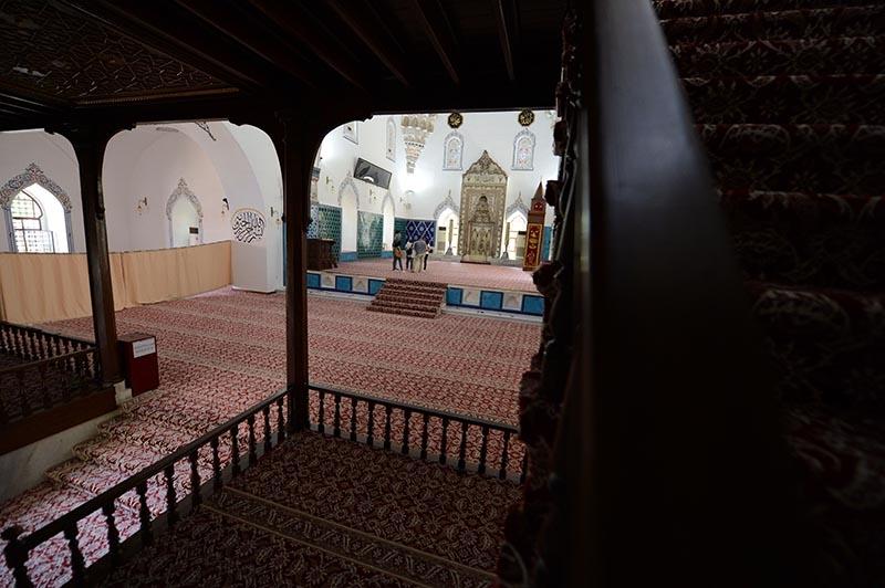 Muradiye Camii restore edildi 12