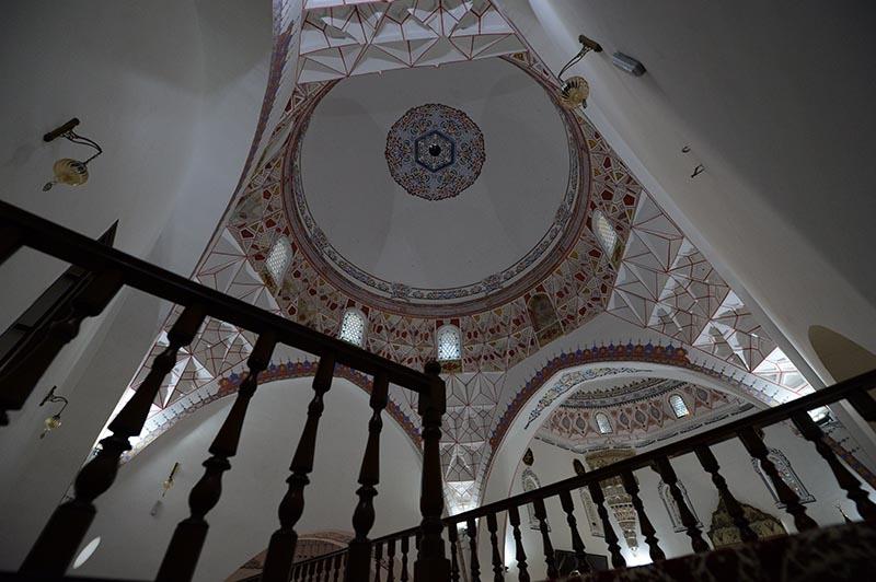 Muradiye Camii restore edildi 13