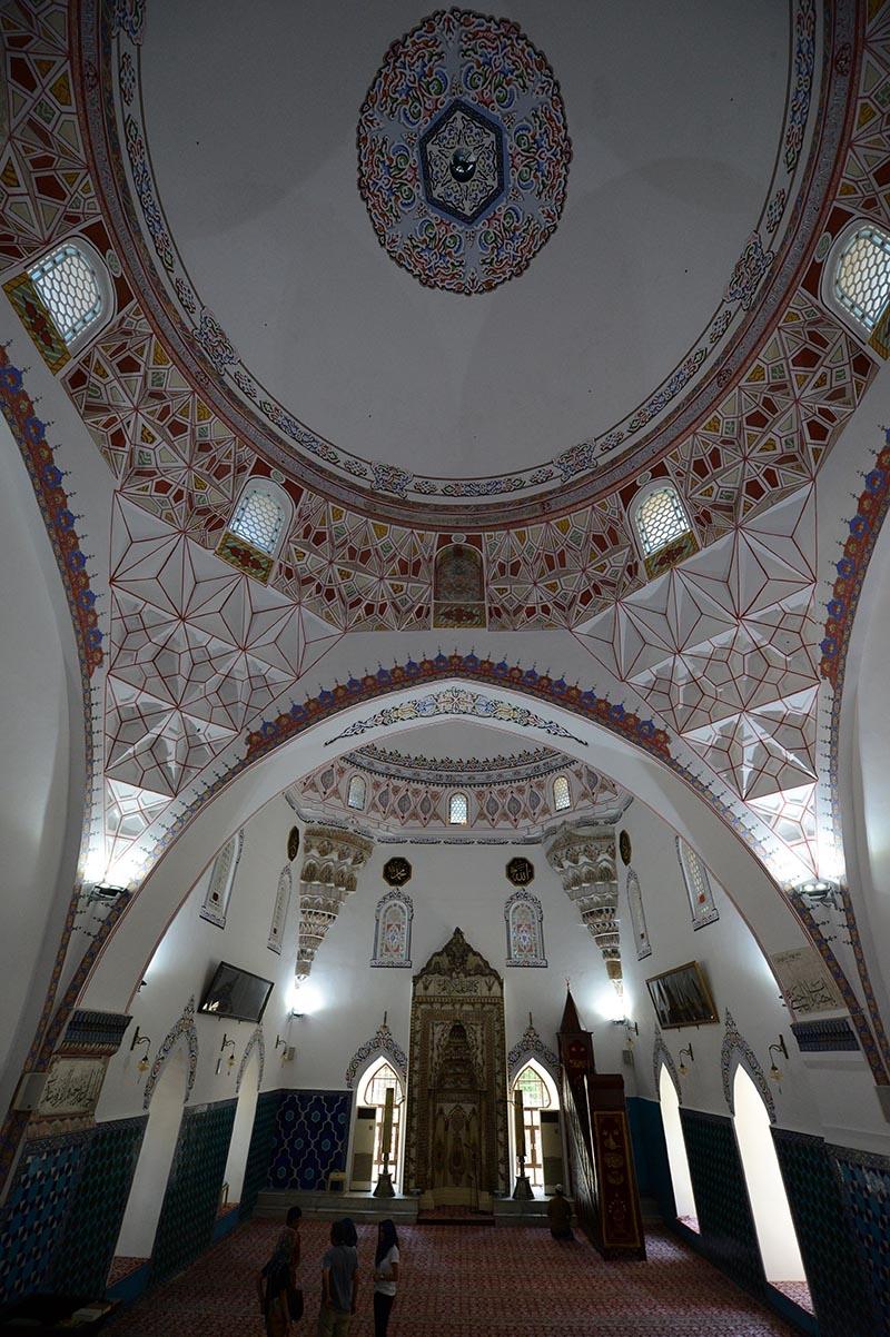Muradiye Camii restore edildi 14