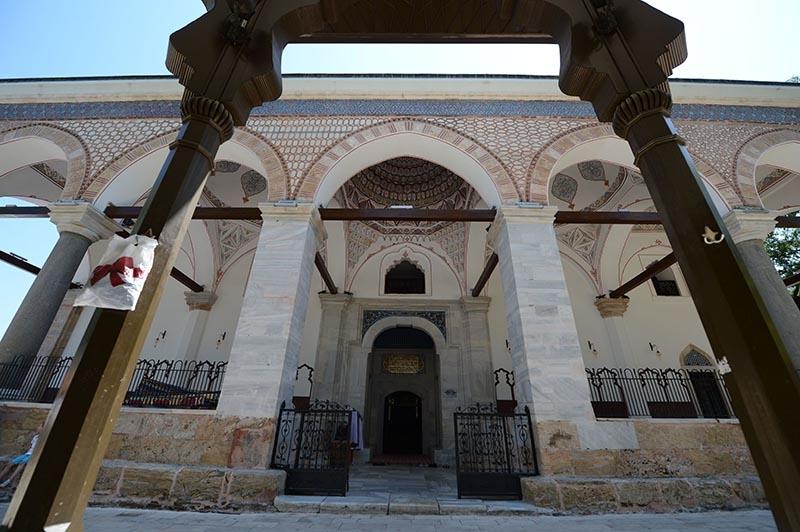 Muradiye Camii restore edildi 15