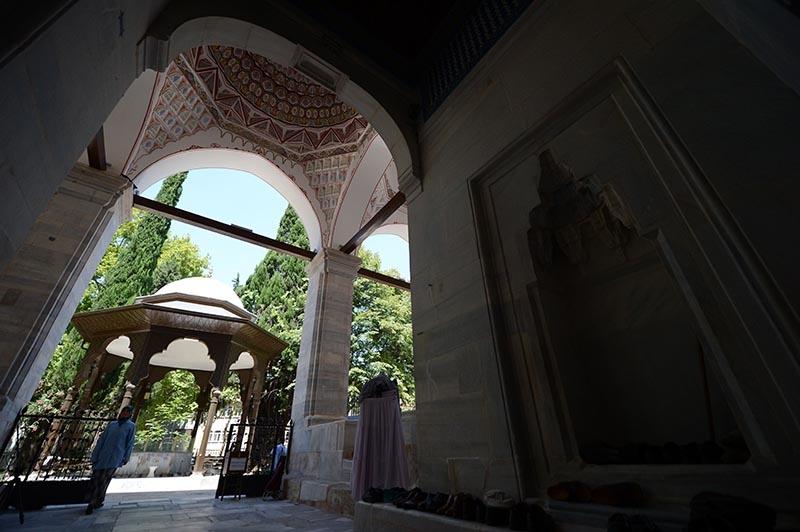Muradiye Camii restore edildi 2