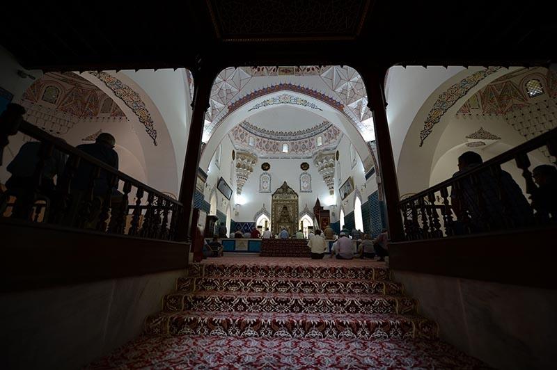 Muradiye Camii restore edildi 3