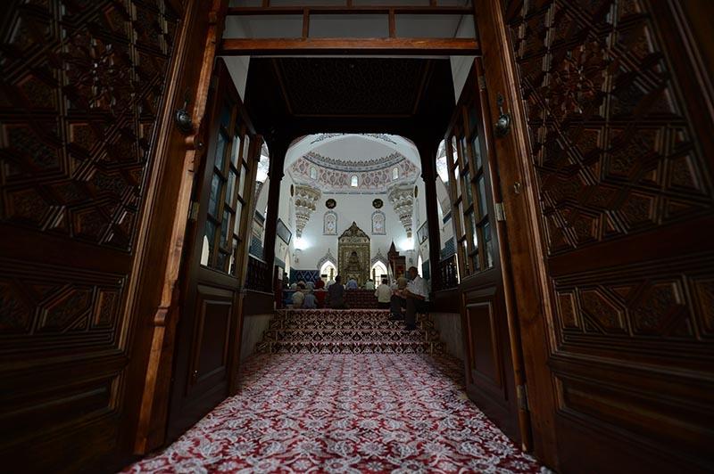 Muradiye Camii restore edildi 4