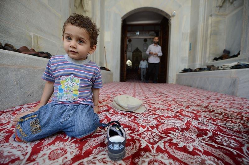 Muradiye Camii restore edildi 6