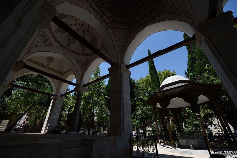 Muradiye Camii restore edildi 7