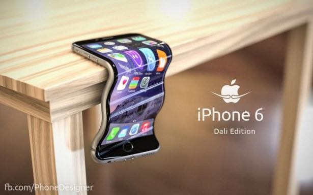 Bükülen iPhone 6 sosyal medyayı salladı 5