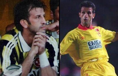 Hem Fenerbahçe'de hem Galatasaray'da oynayanlar 19
