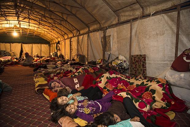 Türkiye'nin mülteci dramı 1