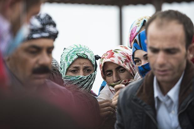 Türkiye'nin mülteci dramı 63
