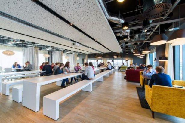 Google'ın sıradışı ofisi 13
