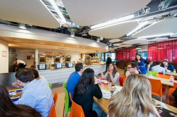 Google'ın sıradışı ofisi 27