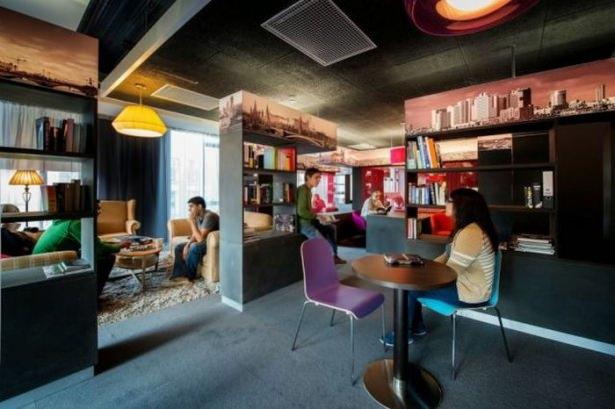 Google'ın sıradışı ofisi 31