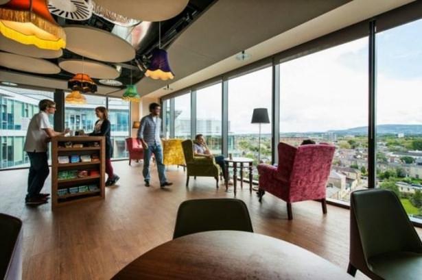 Google'ın sıradışı ofisi 32