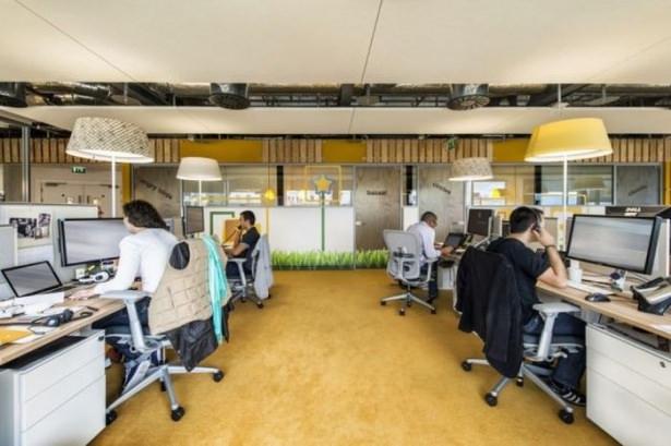 Google'ın sıradışı ofisi 33