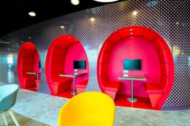 Google'ın sıradışı ofisi 34