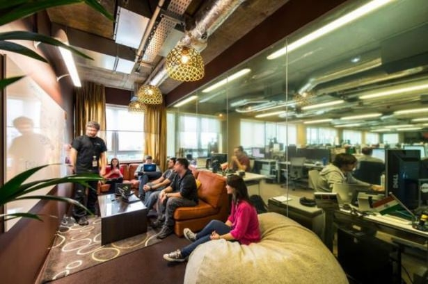 Google'ın sıradışı ofisi 36