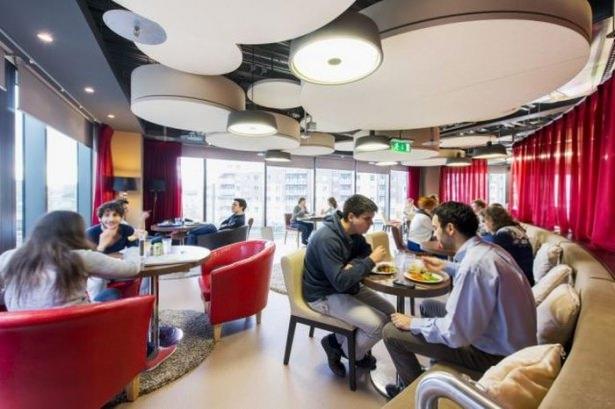 Google'ın sıradışı ofisi 37