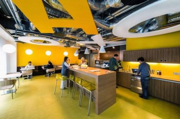 Google'ın sıradışı ofisi 39