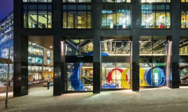 Google'ın sıradışı ofisi 51