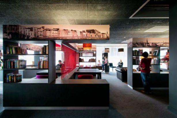 Google'ın sıradışı ofisi 58