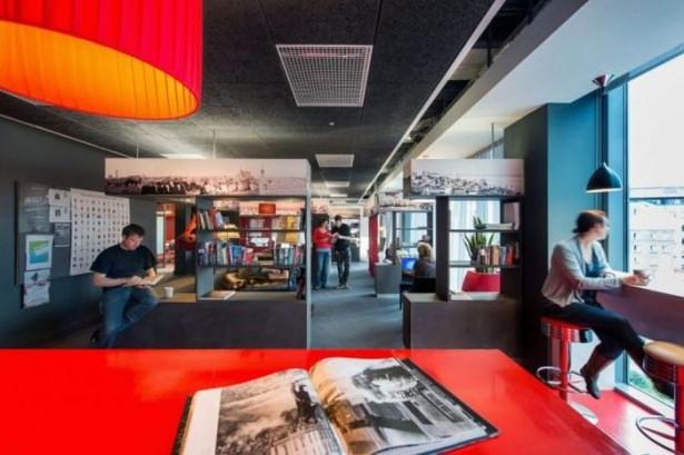 Google'ın sıradışı ofisi 60