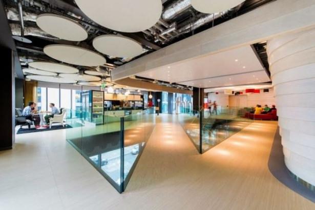 Google'ın sıradışı ofisi 65