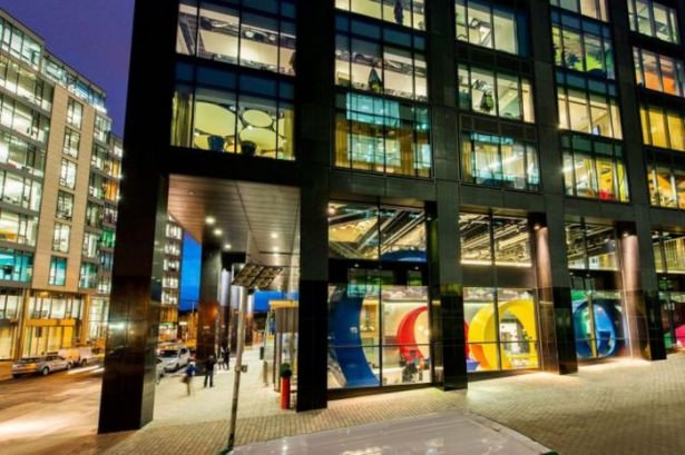 Google'ın sıradışı ofisi 75
