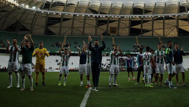 Konyaspor-Kayseri Erciyesspor Maçından Kareler 11