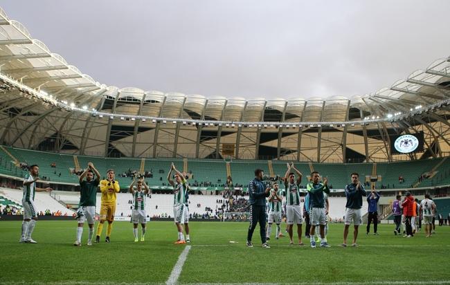 Konyaspor-Kayseri Erciyesspor Maçından Kareler 12