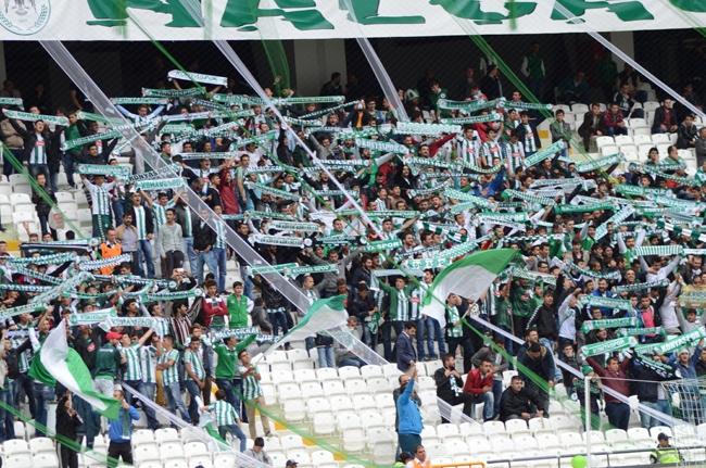 Konyaspor-Kayseri Erciyesspor Maçından Kareler 13