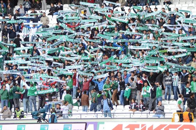 Konyaspor-Kayseri Erciyesspor Maçından Kareler 14