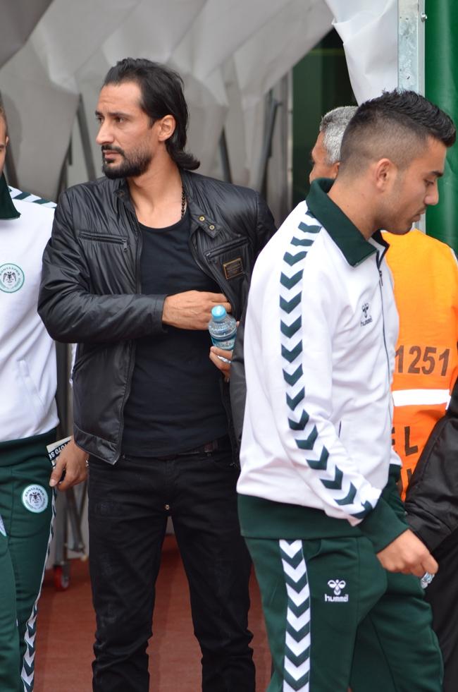 Konyaspor-Kayseri Erciyesspor Maçından Kareler 19