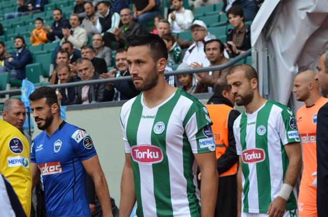 Konyaspor-Kayseri Erciyesspor Maçından Kareler 20
