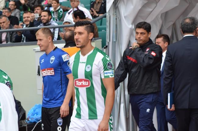 Konyaspor-Kayseri Erciyesspor Maçından Kareler 21