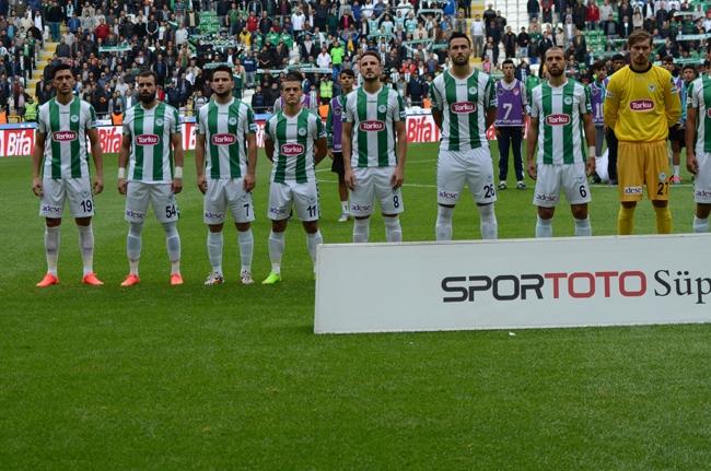Konyaspor-Kayseri Erciyesspor Maçından Kareler 22