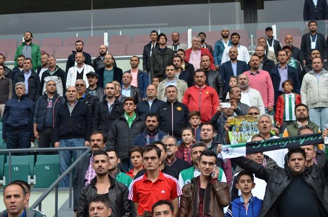 Konyaspor-Kayseri Erciyesspor Maçından Kareler 23