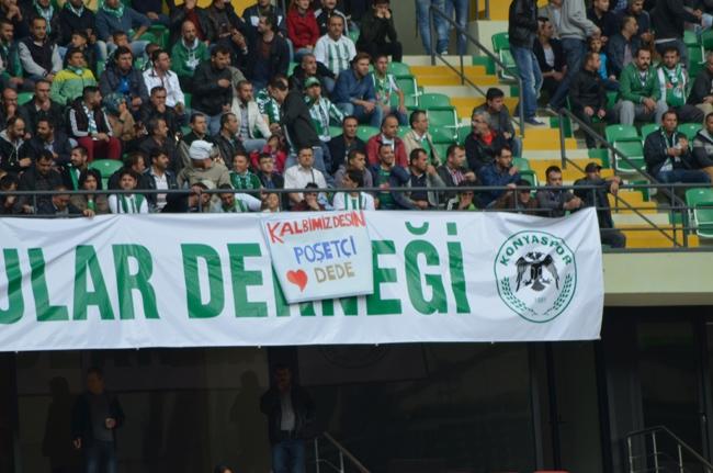 Konyaspor-Kayseri Erciyesspor Maçından Kareler 24