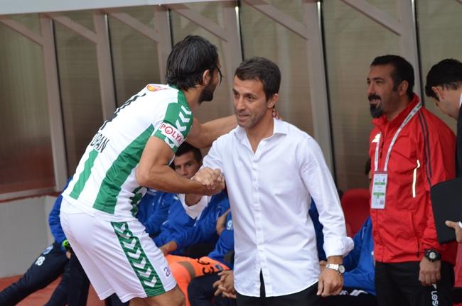 Konyaspor-Kayseri Erciyesspor Maçından Kareler 25
