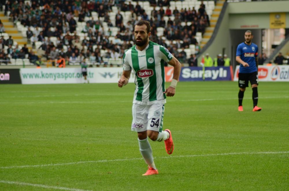 Konyaspor-Kayseri Erciyesspor Maçından Kareler 28