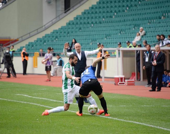 Konyaspor-Kayseri Erciyesspor Maçından Kareler 3