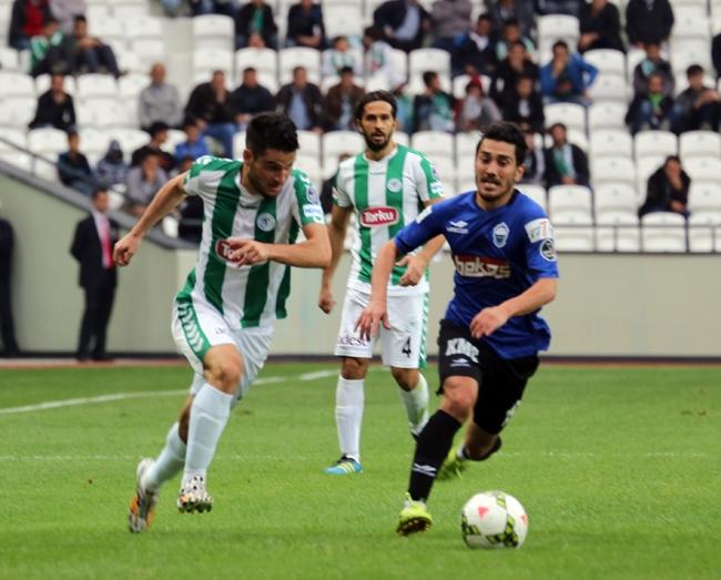 Konyaspor-Kayseri Erciyesspor Maçından Kareler 7