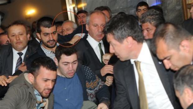 Türk siyasetindeki yumruklu saldırılar 1