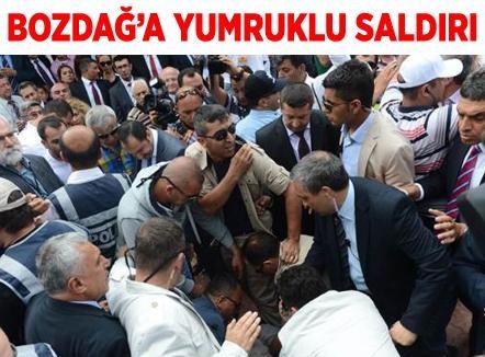 Türk siyasetindeki yumruklu saldırılar 4