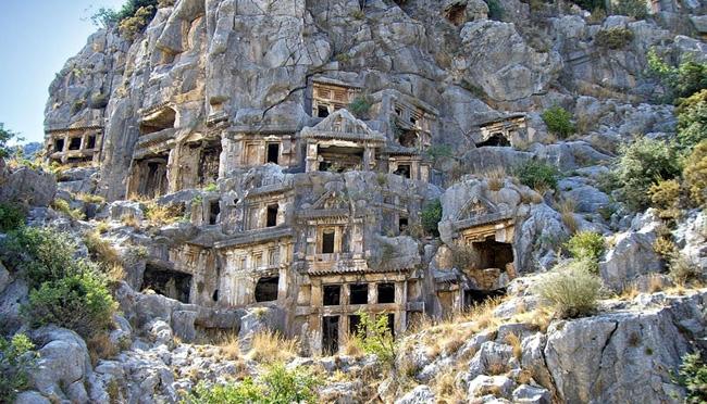 MYRA antik kenti 10