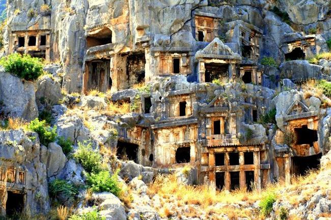 MYRA antik kenti 3